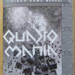 Quadromania - Video Game Manual