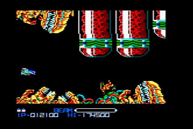 R-Type - Screen