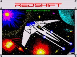 Redshift - Ladescreen
