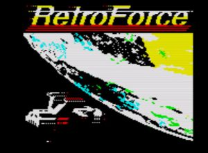 Retroforce - Ladescreen