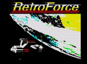 Retroforce - Ladescreen