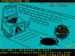 Roboprobe 48 - Ladescreen