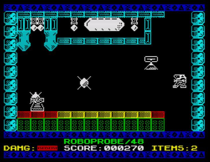 Roboprobe 48 - Screen