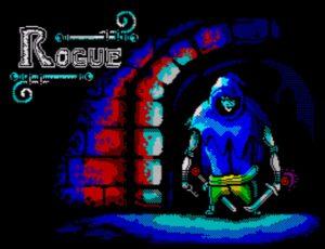 Rogue - Ladescreen