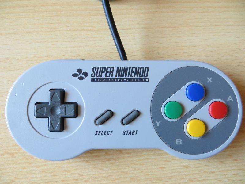 SNES - Controller
