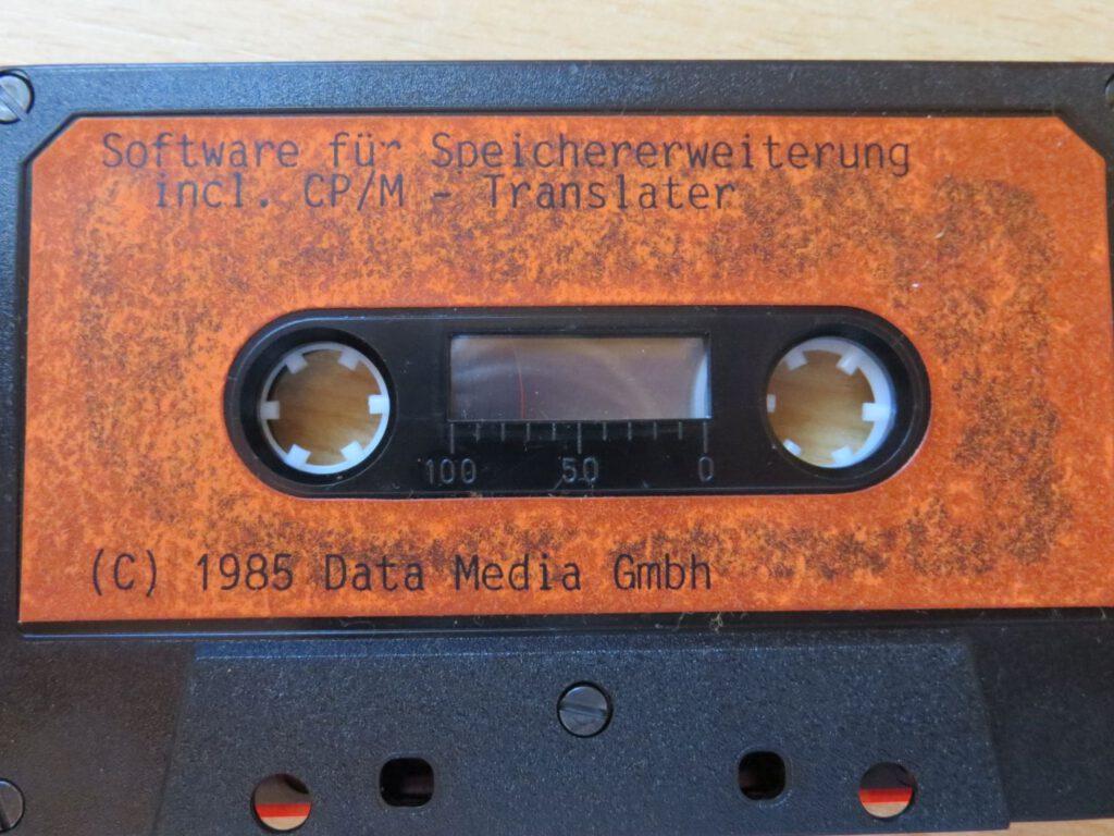 SP64 - Kassette