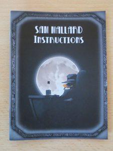 Sam Mallard - Anleitung