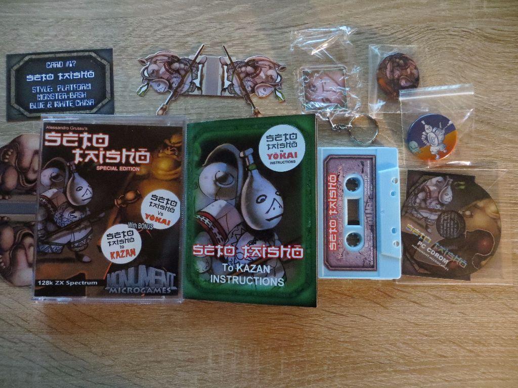 Seto Taisho - komplett