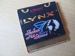 Shaken Not Stirred - Cartridge