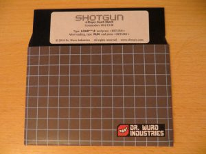 Shotgun - Diskette