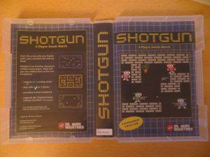 Shotgun - Innenteil