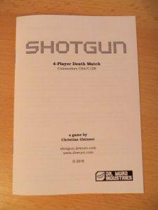 Shotgun - Manual