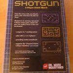 Shotgun - Rückseite Schachtel