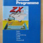 Sinclair Programme ZX81 Ausgabe 1