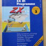 Sinclair Programme ZX81