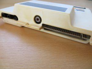 Sinclair ZX80 - Rückseite