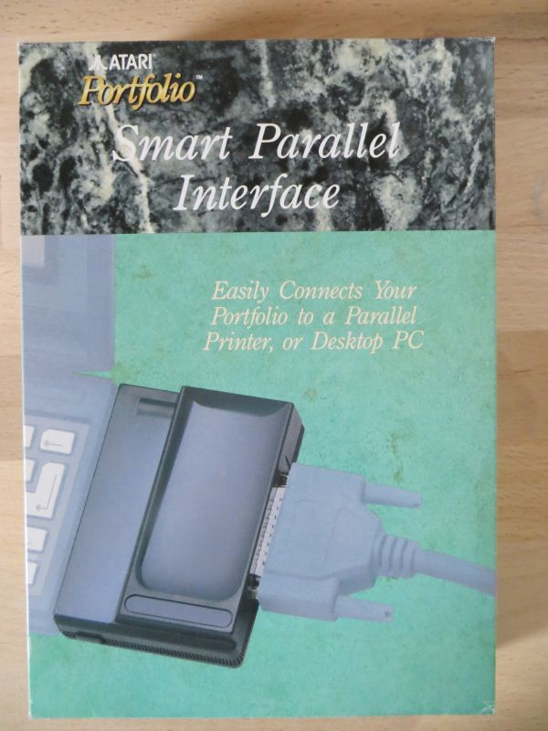 Smart Parallel Interface