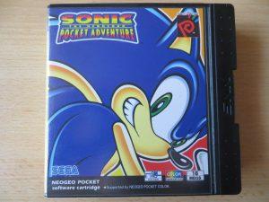 Sonic the Hedhog - Pocket Adventures