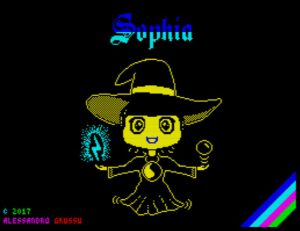 Sophia - Ladescreen