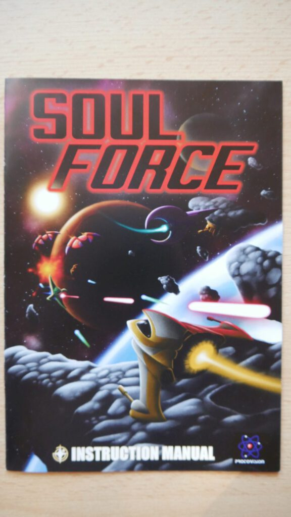 Soul Force - Anleitung