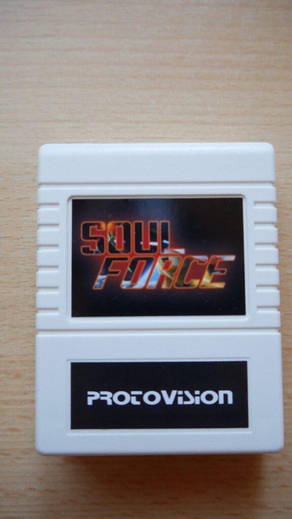 Soul Force - Cartridge