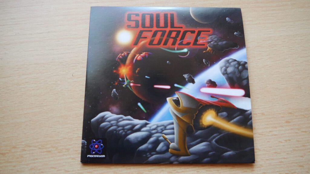 Soul Force - MP3 CD