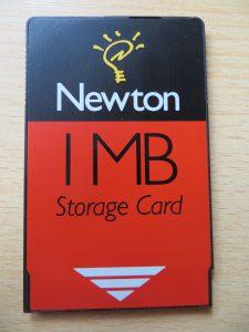 Speicherkarte Amstrad NC100