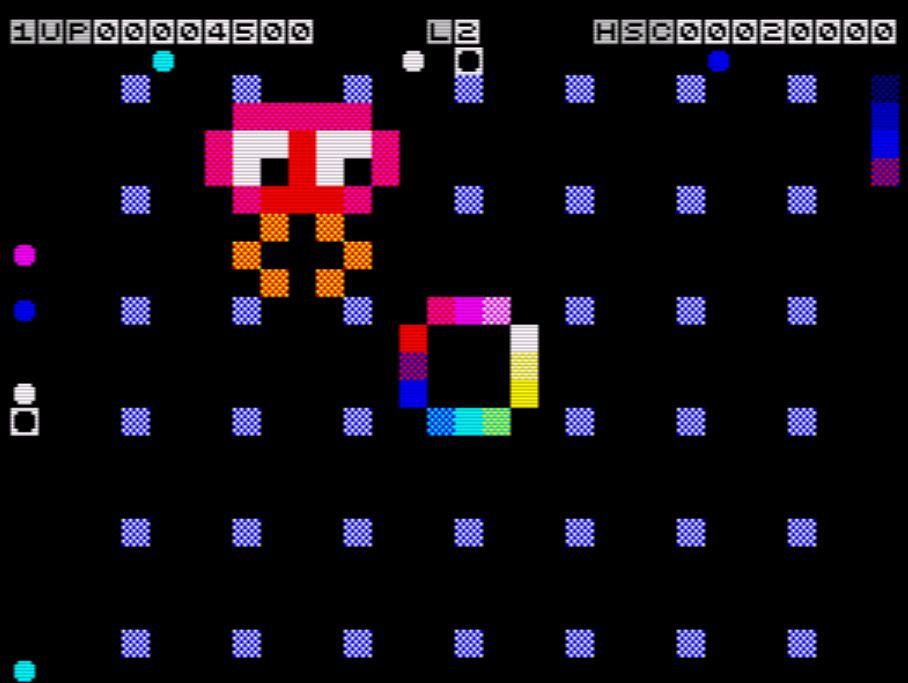 Splattr - Screen