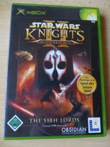 Star Wars - Knights of the old Republic - The Sith Lords