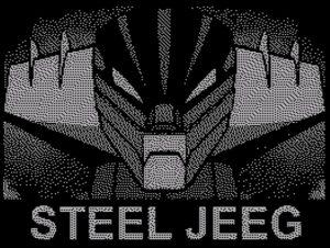 Steel Jeeg - Ladescreen