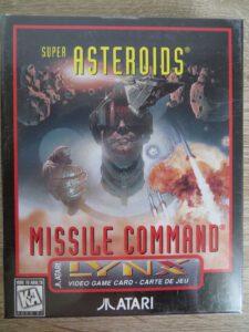 Super Asteroids - Missile Command