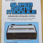Super Game Module - Anleitung