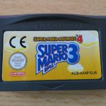 Super Mario 3 Modul für Game Boy Advance