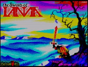 Sword Of Ianna - Ladescreen
