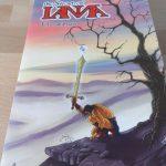 Sword of Ianna - Comic