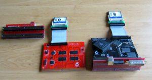 Kipper 2K Riser, TF328 und TF300