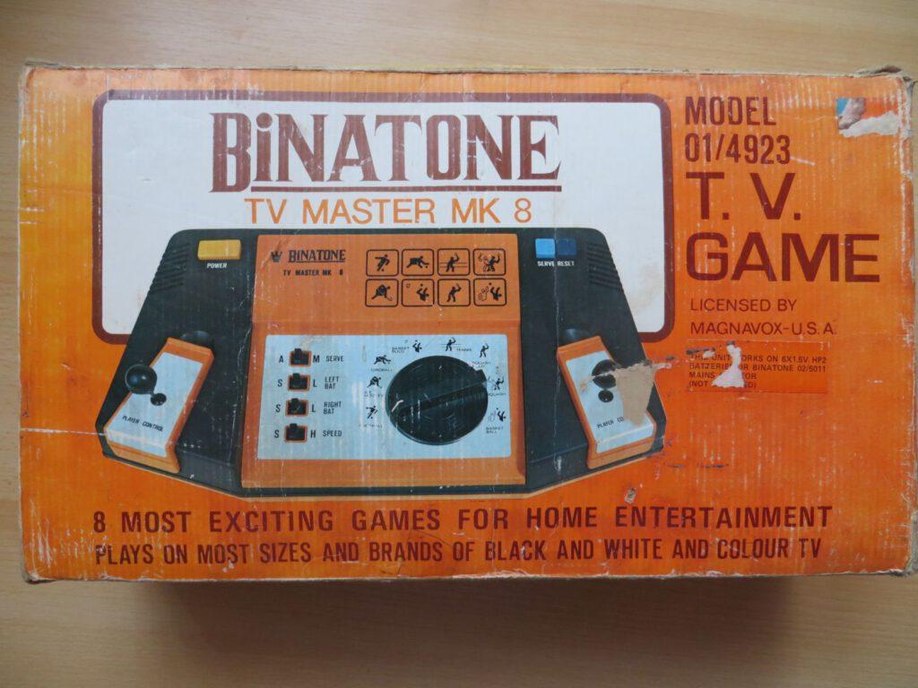 TV Master MK 8 - Box