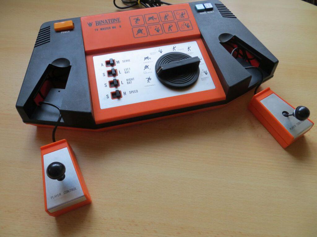 TV Master MK 8 - Controller