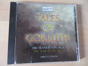 Tales Of Gorluth - Die Tränenstein Saga