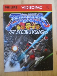 Terrahawks - The Second Assault