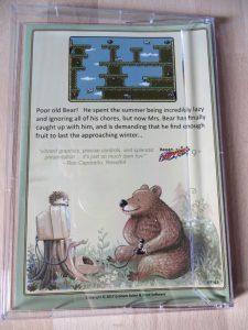 The Bear Essentials - Rückseite