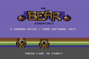 The Bear Essentials - Startscreen