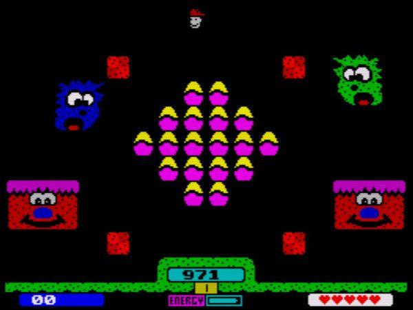 The Eggsterminator - Screen