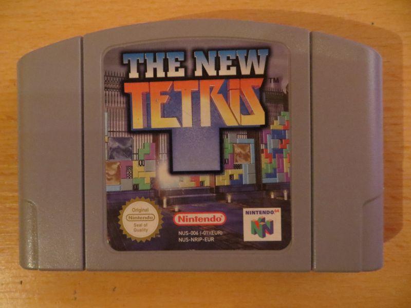 The New Tetris - Modul