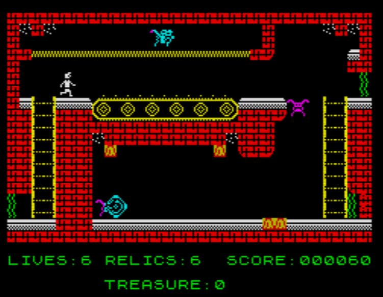 The Treasure Of Lumos - Screen