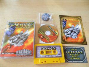Traxtor - komplett