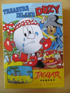 Treasure Island Dizzy - Vorderseite