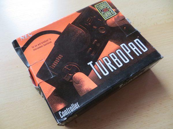 TurboPad - Verpackung