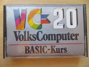 VC20 - Basic-Kurs
