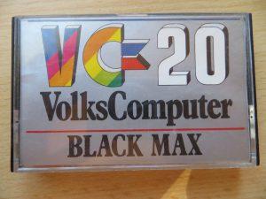 VC20 - Black Max